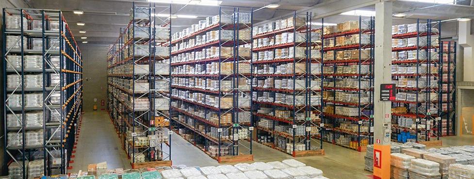 Cromology ottimizza il proprio ciclo operativo con un centro di distribuzione nella provincia di Pisa