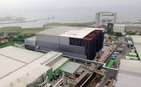 Mecalux costruisce uno dei magazzini automatici autoportanti più grandi d'Europa