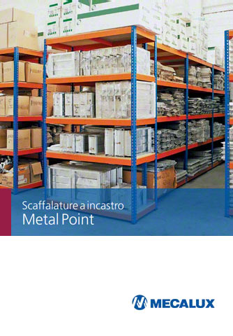 Scaffalature Metal Point