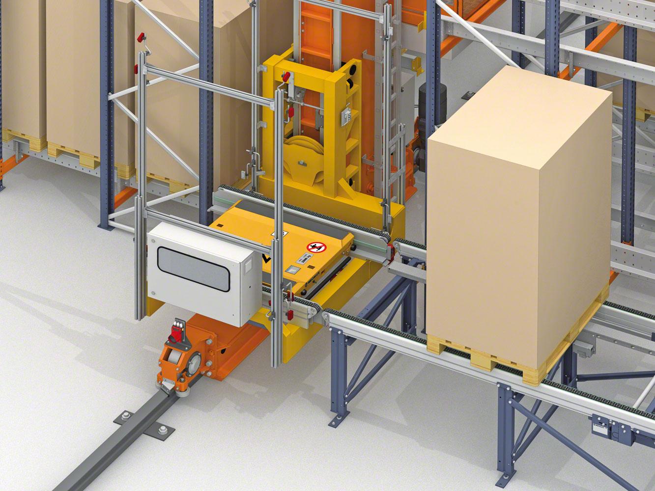Mecalux attrezzerà due magazzini di Lanxess in Germania