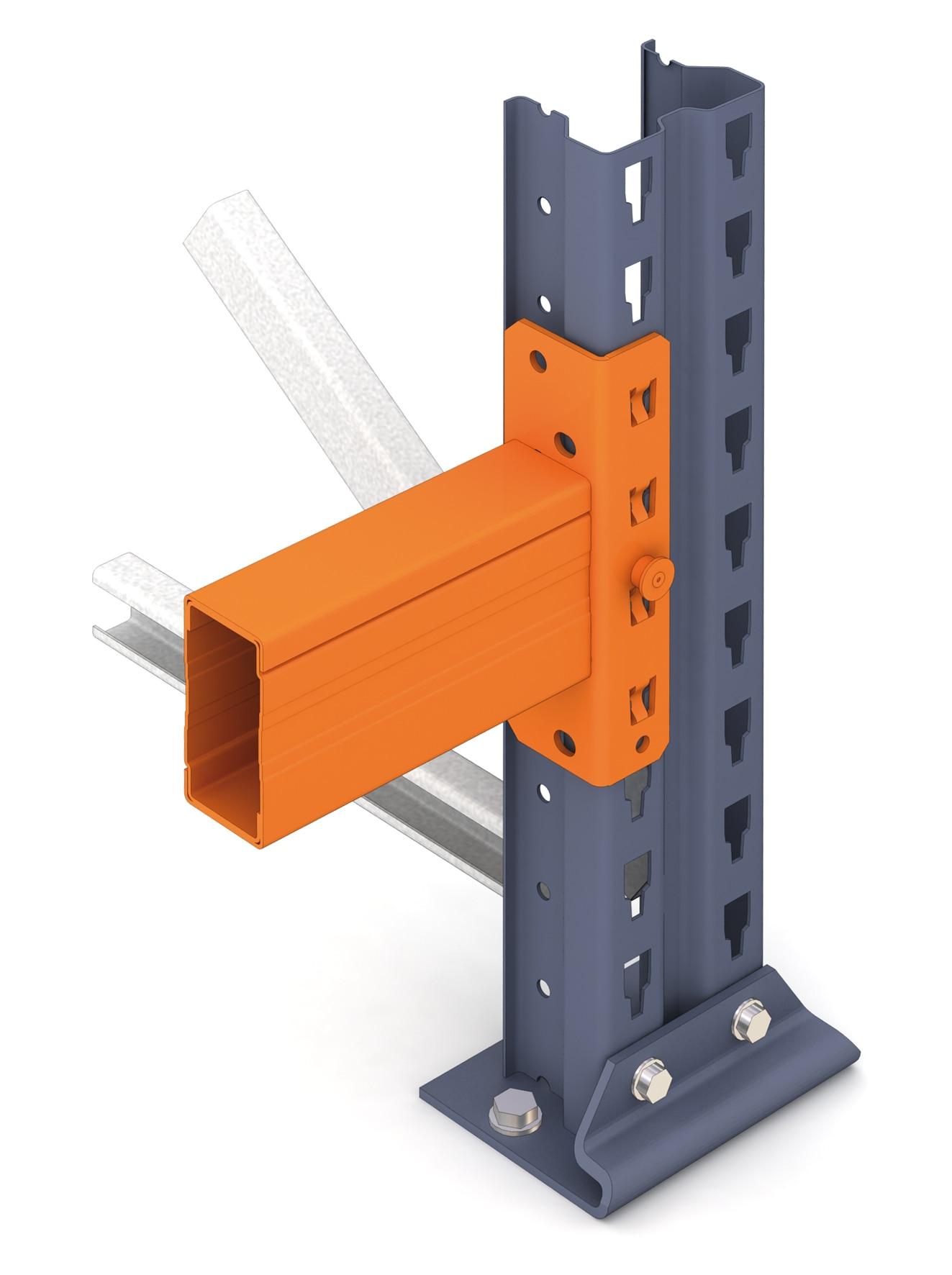 nuovo sistema di bloccaggio sviluppa Mecalux