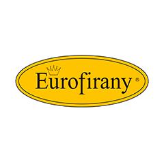 Scaffalature per pickng con passerelle e scaffalature cantilever agevolano l'organizzazione ottimale dei prodotti tessili del produttore polacco Eurofirany