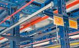 Misure di protezione per scaffalature metalliche e magazzini contro il rischio di incendio