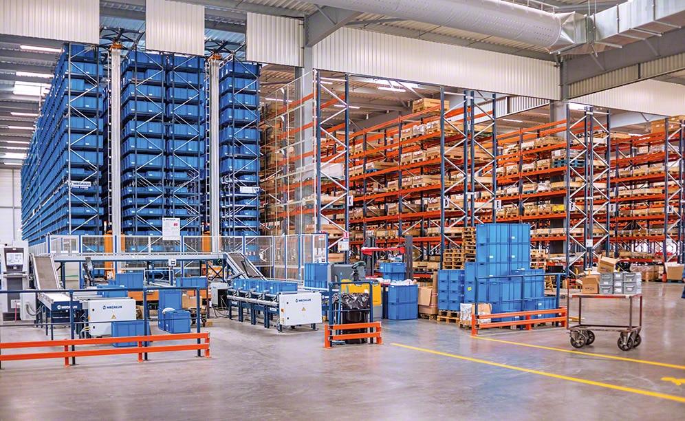 Centro logistico di Grégoire Besson