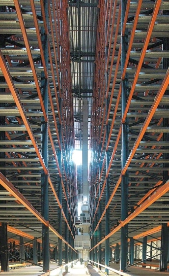Alzamora Carton Packaging sceglie ancora Mecalux per l'automazione della propria logistica