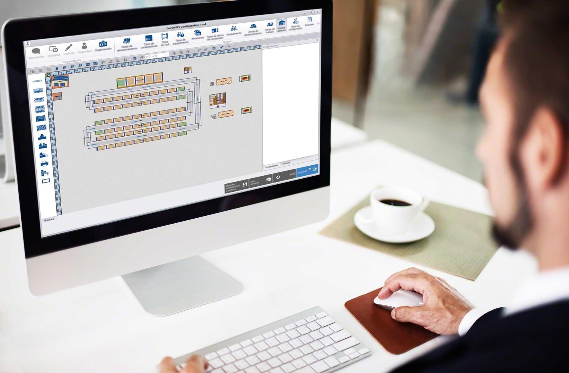 Centro R&S di soluzioni software di Mecalux a Salamanca.