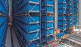 Magazzini automatici per contenitori