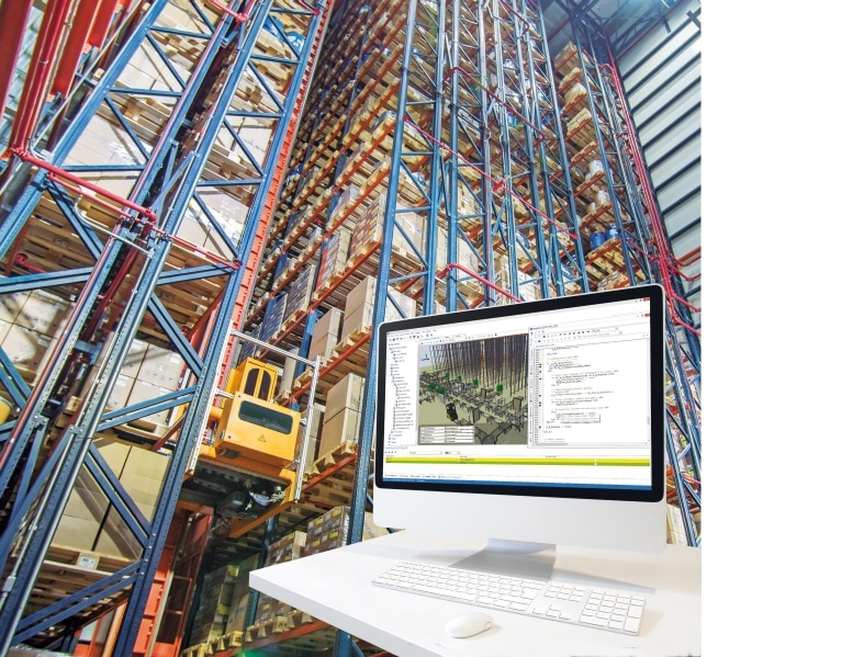 La simulazione: controllo e monitoraggio di tutti i processi