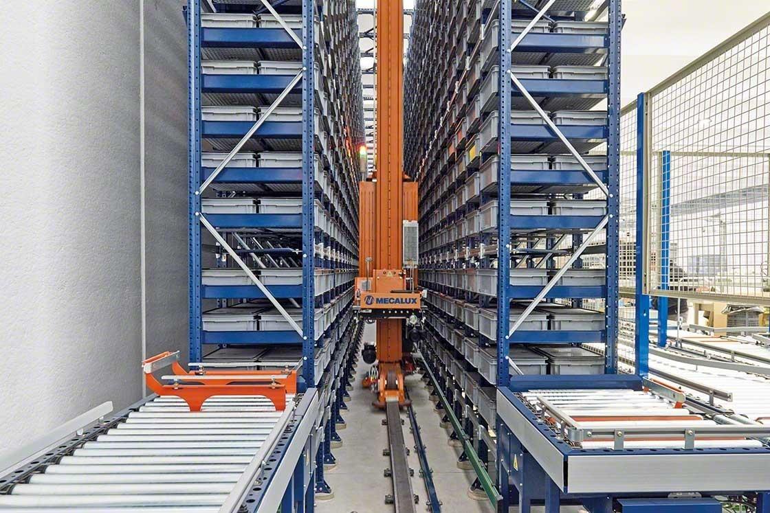 Gli investimenti in sistemi automatici rientrano nei costi logistici