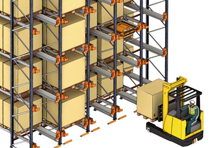 Costa migliora la propria logistica con l'aiuto di Mecalux
