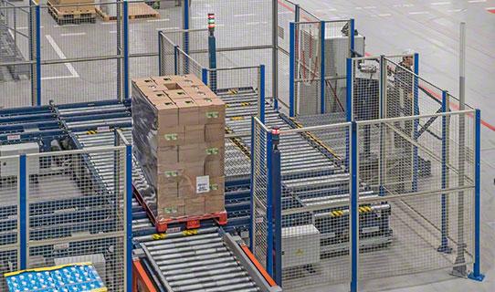 Recinzioni industriali di sicurezza