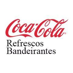 Magazzino per bevande di Coca-Cola Refrescos Bandeirantes in Brasile