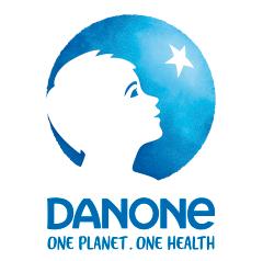 Magazzino di Danone per la linea di alimentazione per bambini e clinica a Madrid