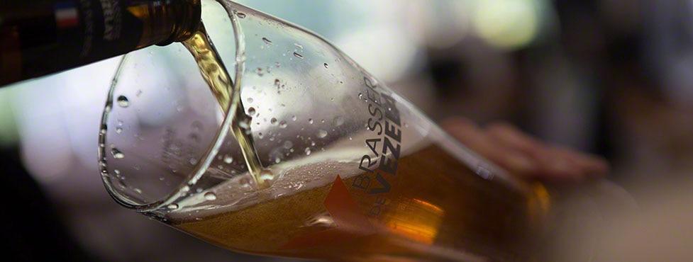 Gestione intelligente della birra artigianale di Brasserie de Vézelay in Francia