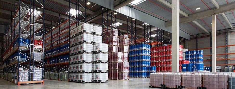 Transports Fuchs amplia il suo centro di distribuzione a Erstein (Francia)