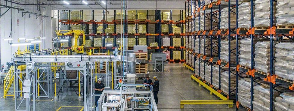 Nestlé ha avviato un magazzino in Argentina per la linea di latte in polvere