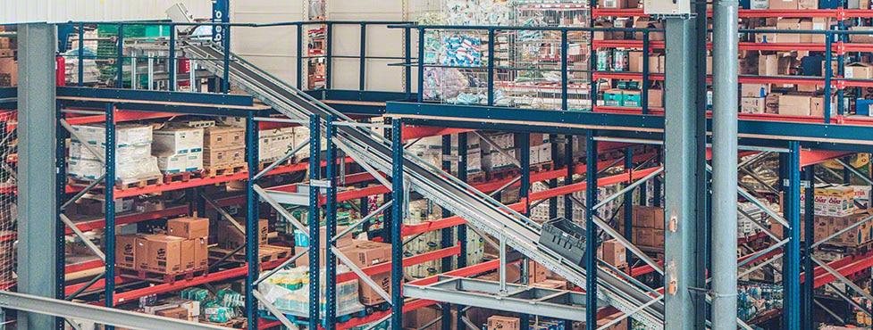 E.Leclerc: quattro magazzini per il picking di 110.000 referenze