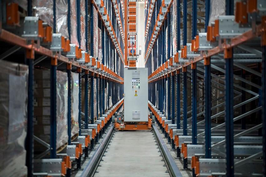 Finieco ha rinnovato la sua logistica inaugurando un nuovo magazzino automatico a Portogallo
