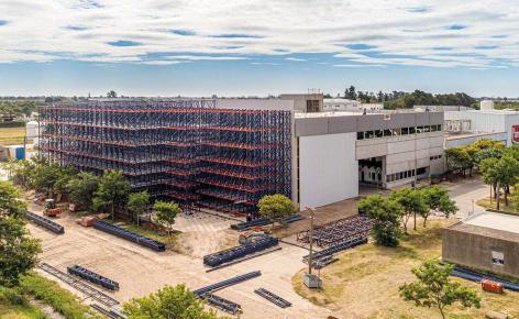 La Piamontesa modernizza il suo nuovo magazzino automatizzato in Argentina