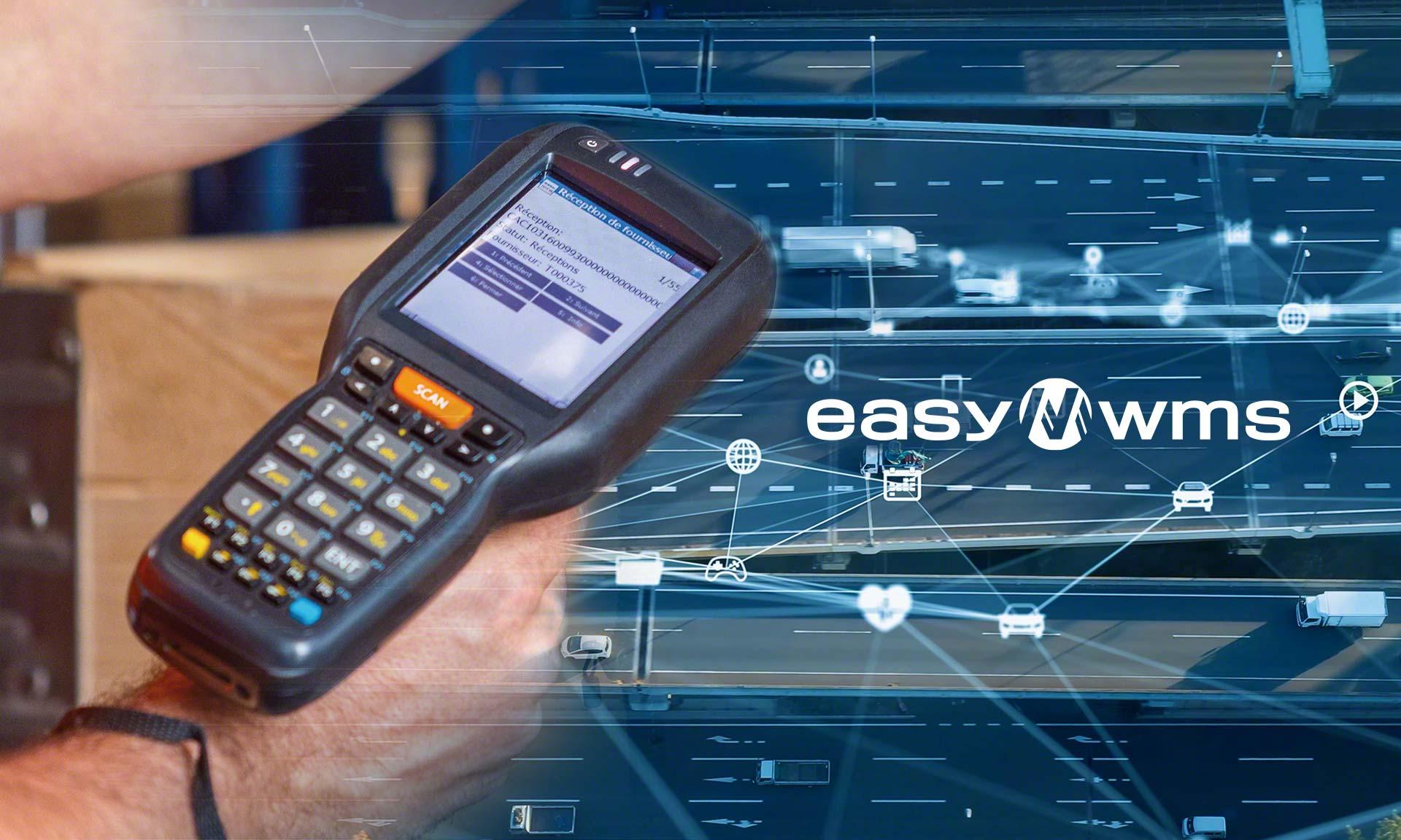 Il nuovo magazzino dell'operatore logistico STAF con Easy WMS