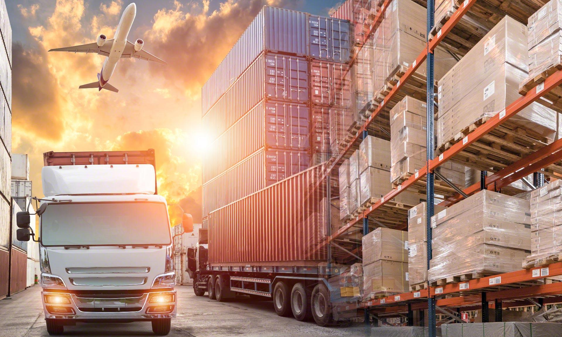 Il nuovo magazzino dell'operatore logistico Tailormade Logistics a Gante
