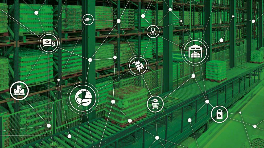 Il sistema pull promuove l'implementazione di una logistica sostenibile