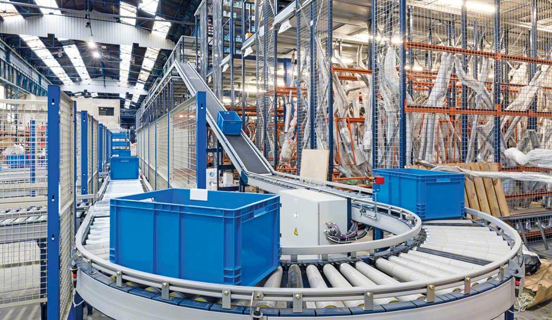 La principale differenza tra i sistemi push e pull è nell'inizio del processo di produzione