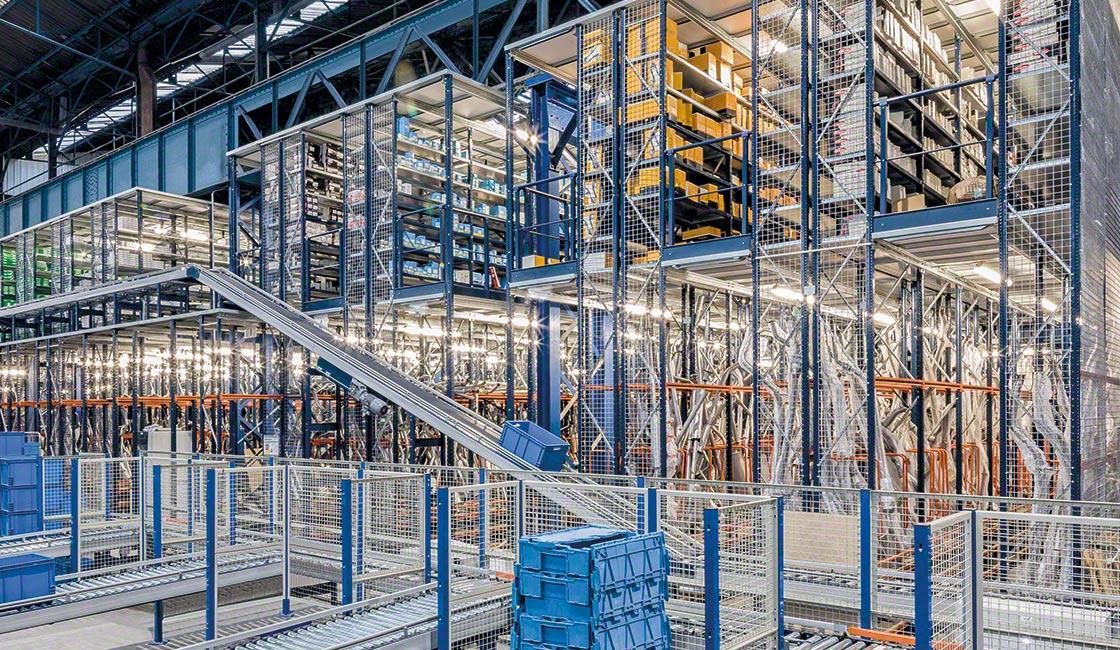Il volume di lavoro in un magazzino e-commerce aumenta in genere in periodi concreti come il Natale o il Black Friday