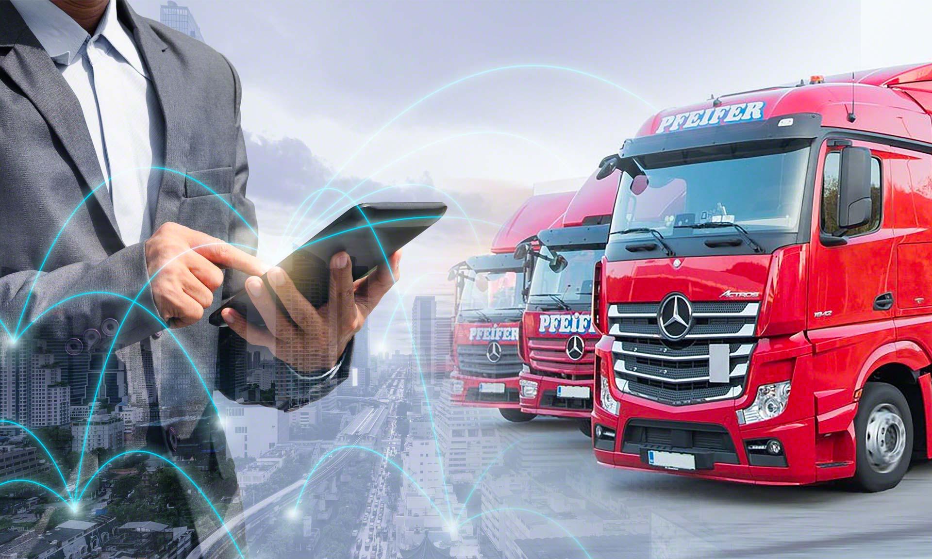 Pfeifer: tecnologia per la logistica 3PL in espansione