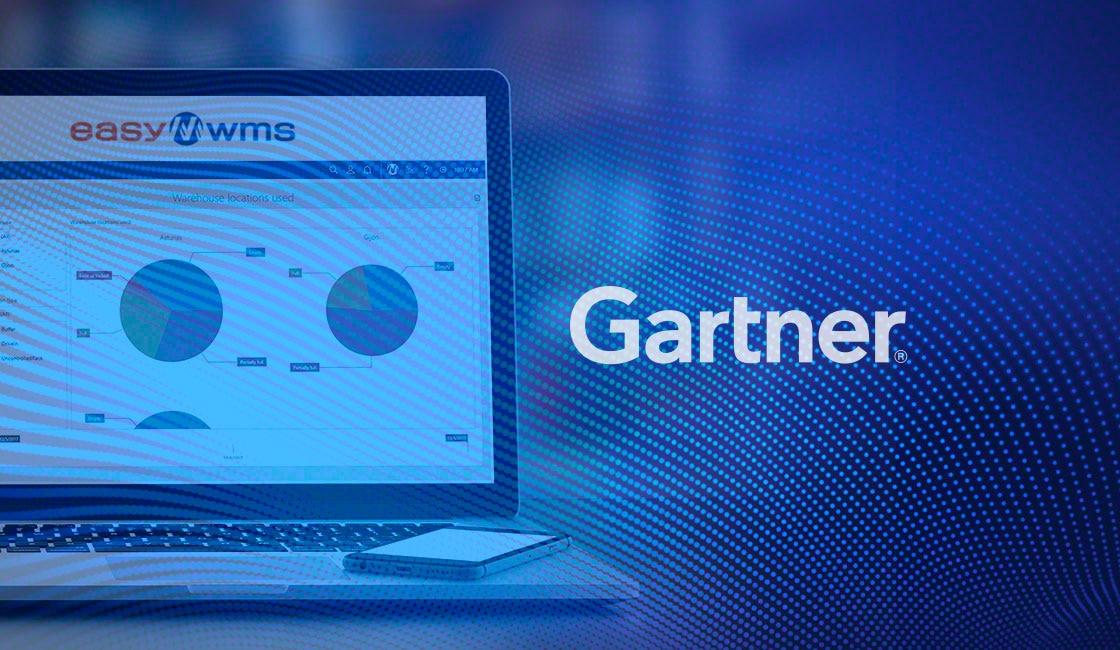 Easy WMS di Mecalux nel Gartner Magic Quadrant for Warehouse Management Systems