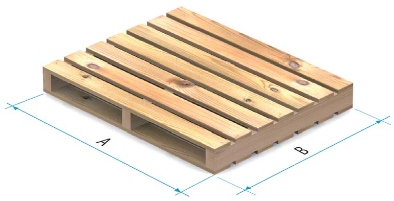 Pallet tipo 4