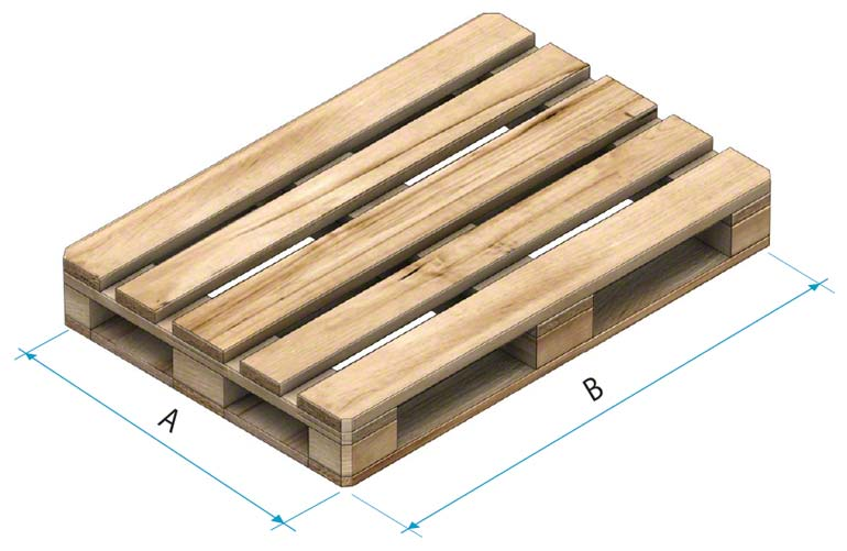 Pallet tipo 2