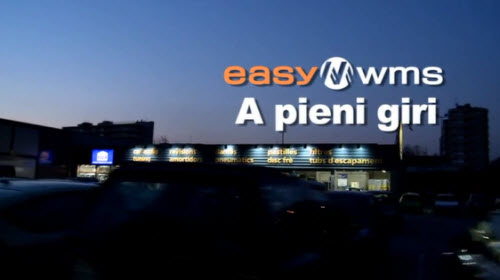 Caso pratico software Easy WMS: Autoequip